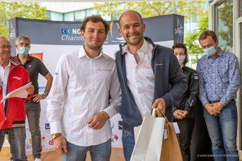 Remise des prix de la 12e édition de la CIC Normandy Channel Race 2021 à Caen, le 6 juin 2021, Photo © Jean-Marie LIOT #CICNCR2021